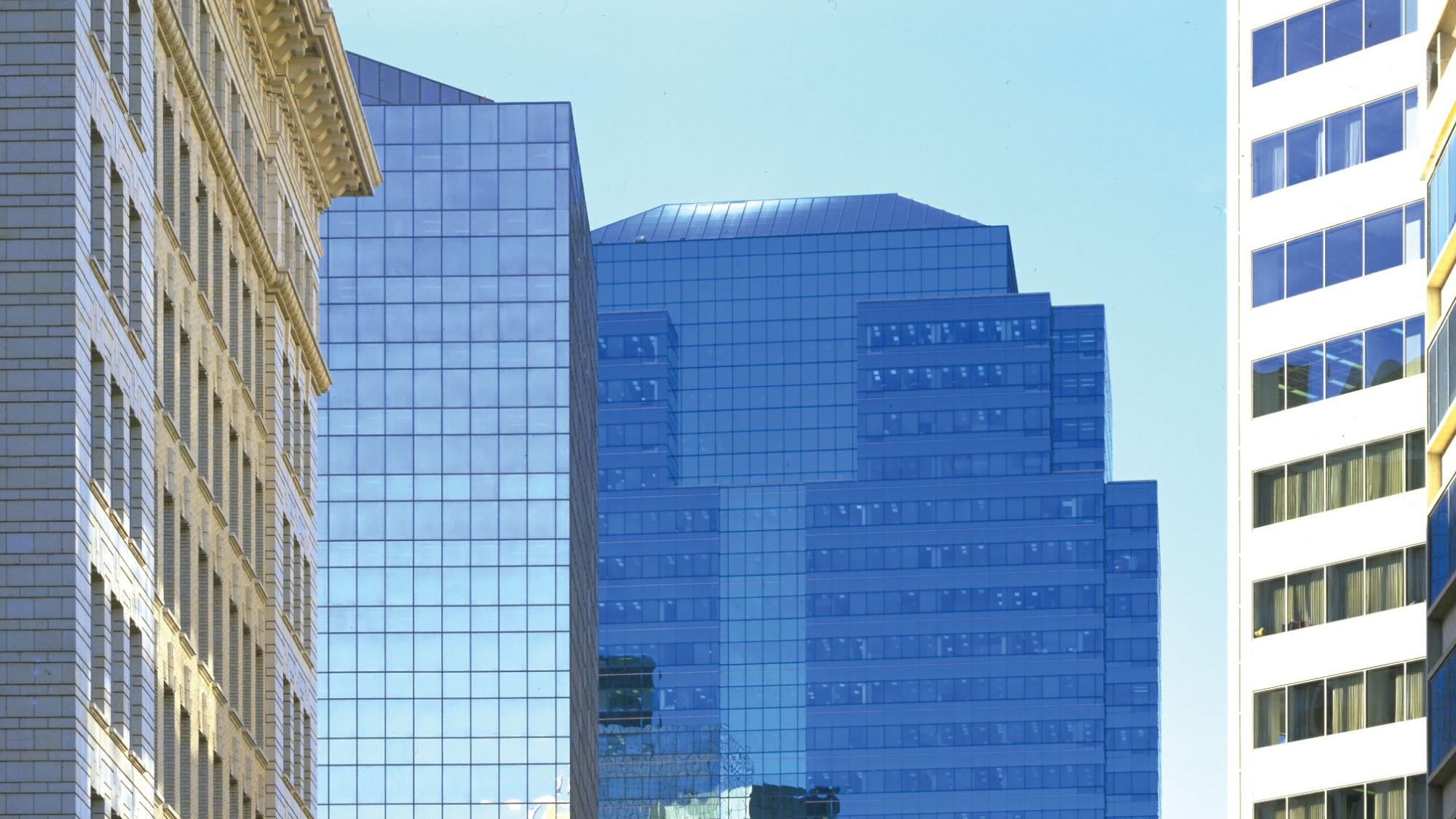Servus Credit Union's Corporate Centre